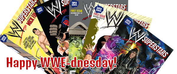 WWE-dnesday News Roundup
