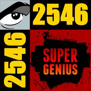 Super Genius at SDCC