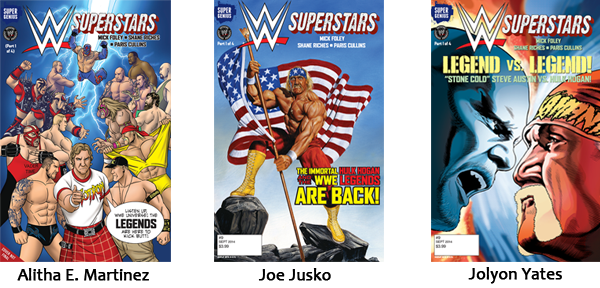 NEW WWE STORYLINE PITS SUPERSTARS AGAINST LEGENDS